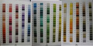 dmc lanato colori