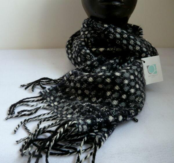 Sciarpa OSTINELLI made in Italy misto lana