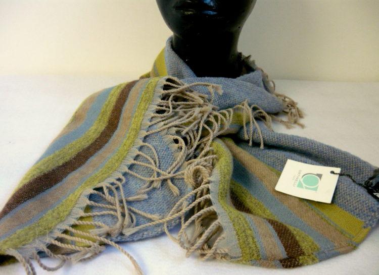 Sciarpa OSTINELLI in lana