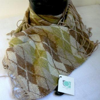 Sciarpa Ostinelli lana