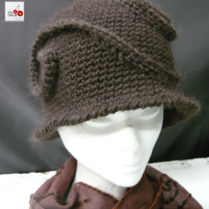 Cappello Cloche Fatto A Mano