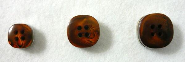 Bottone primi anni 60 in ABS e resina