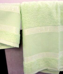 Asciugamano Ospite  cm 33 X 55 da ricamare
