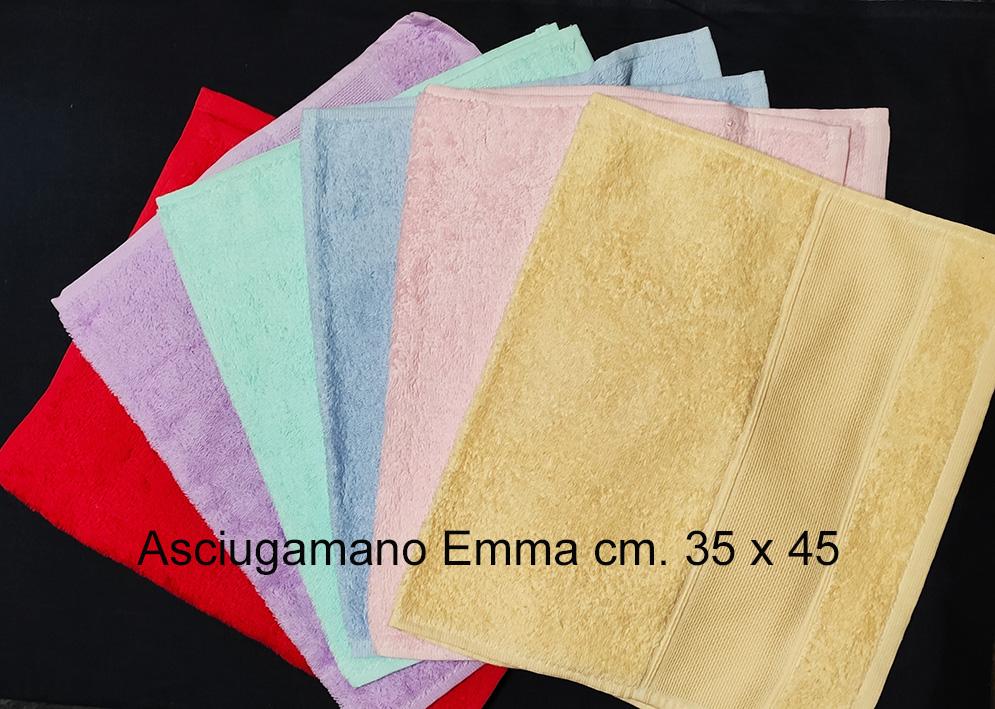 asciugamano Emma