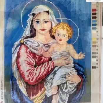 Canovaccio Stafil Sacral Collection cm 50x40
