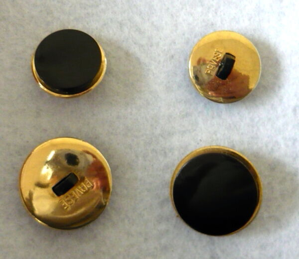 Bottone vintage Stefano Secondo Pavese anni 70