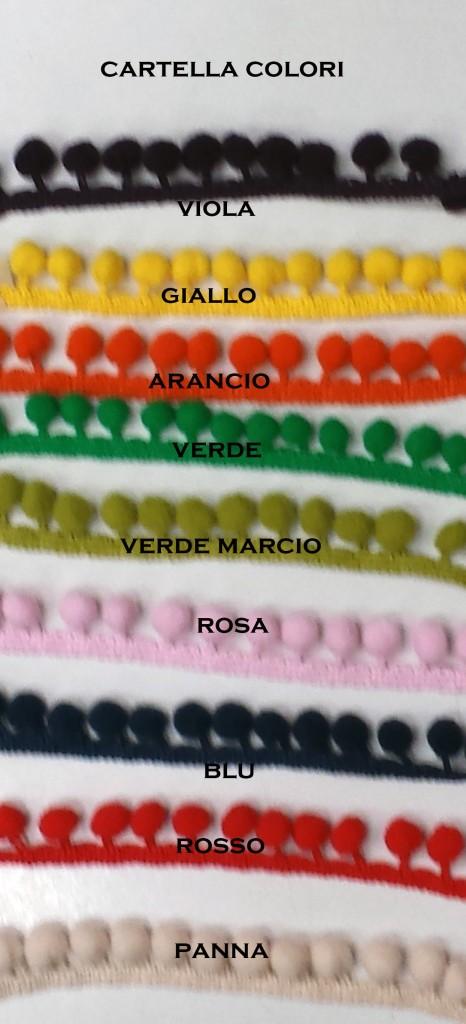 bordo cartella colori