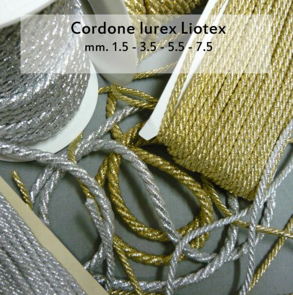 Cordone lurex Liotex