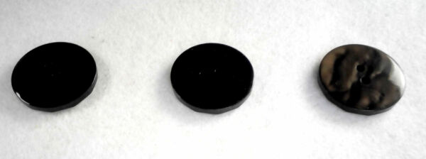 Bottone piatto art. b1009
