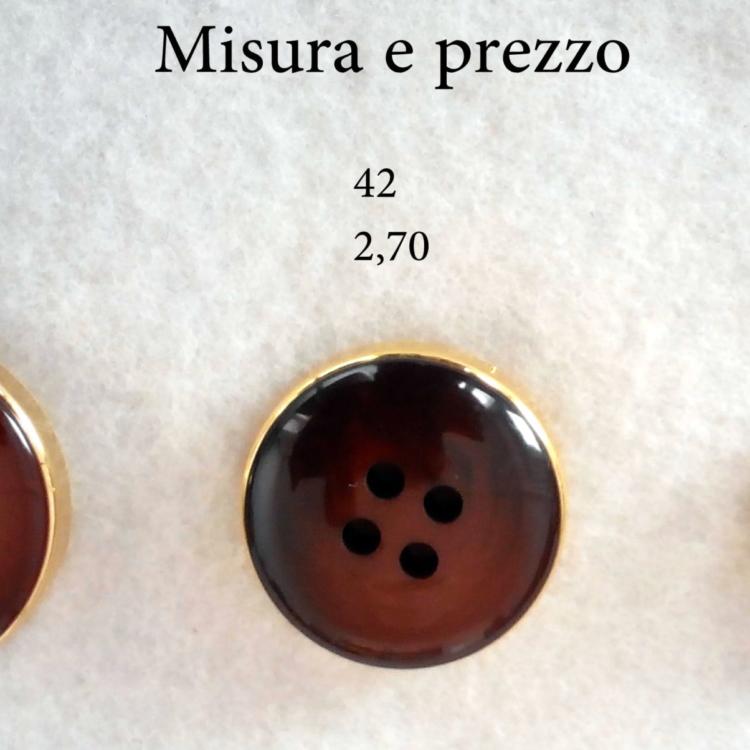 Bottone Vintage Ascoli