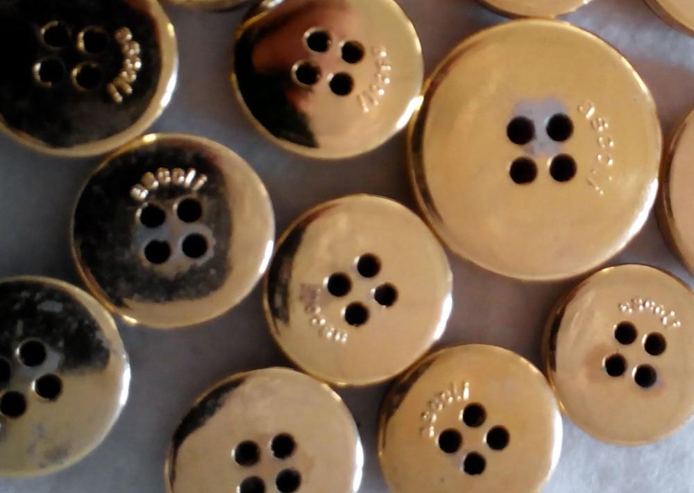 Bottone Vintage Ascoli v10013