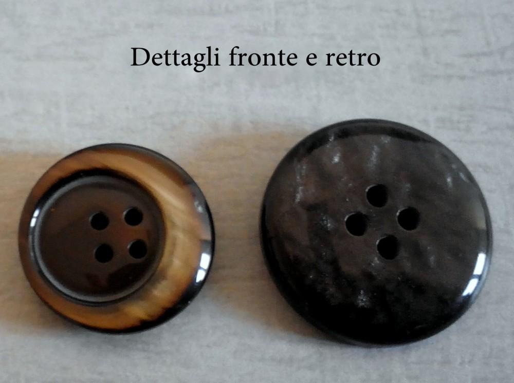 Bottone vintage anni 70 v10303