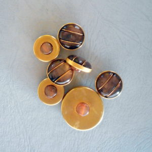 Set 7 Bottoni Vintage (art. L55)