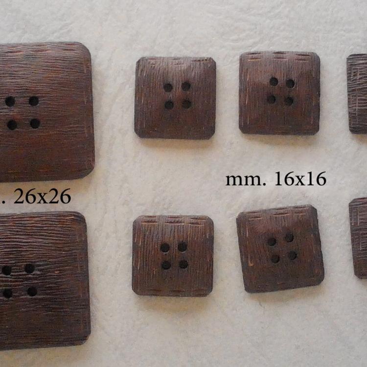 set  bottoni fine anni 50