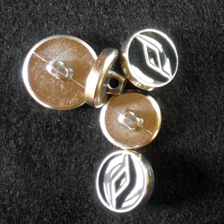 Set bottoni vintage anni 60  (art L62)