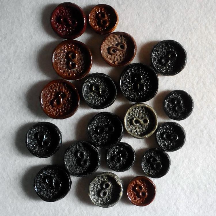 Bottoni vintage anni1950 (art. L71)