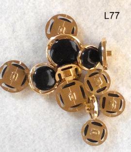 12 Bottoni-fine anni 70