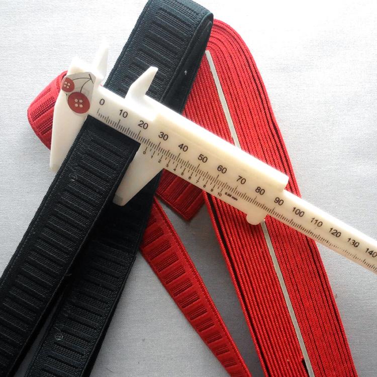 Nastro elastico (Grosgrain) mm. 25  vendita a metraggio