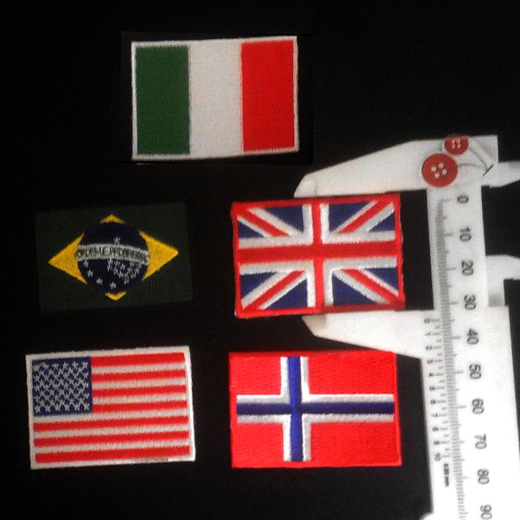 Bandiere termoadesive mm. 50x35 Marbet