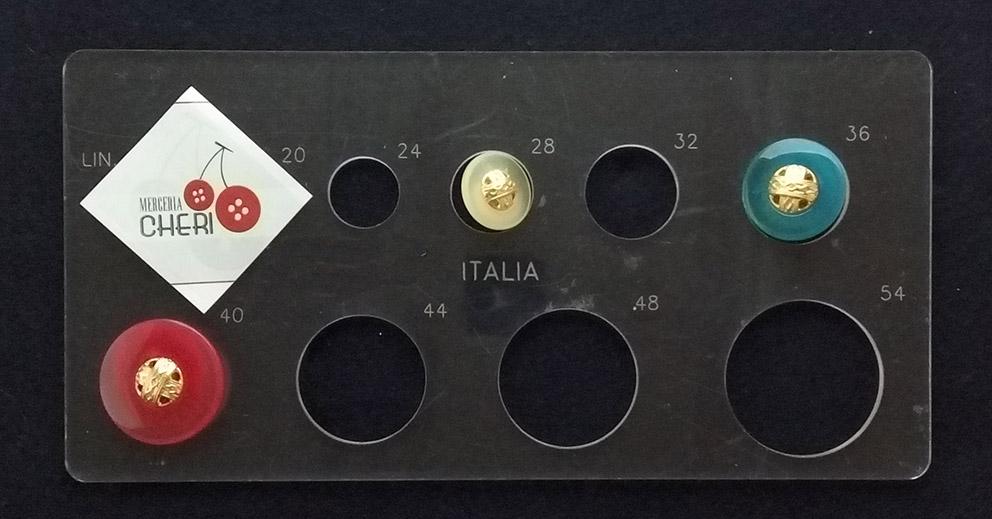 Bottone con dettaglio v1040-2
