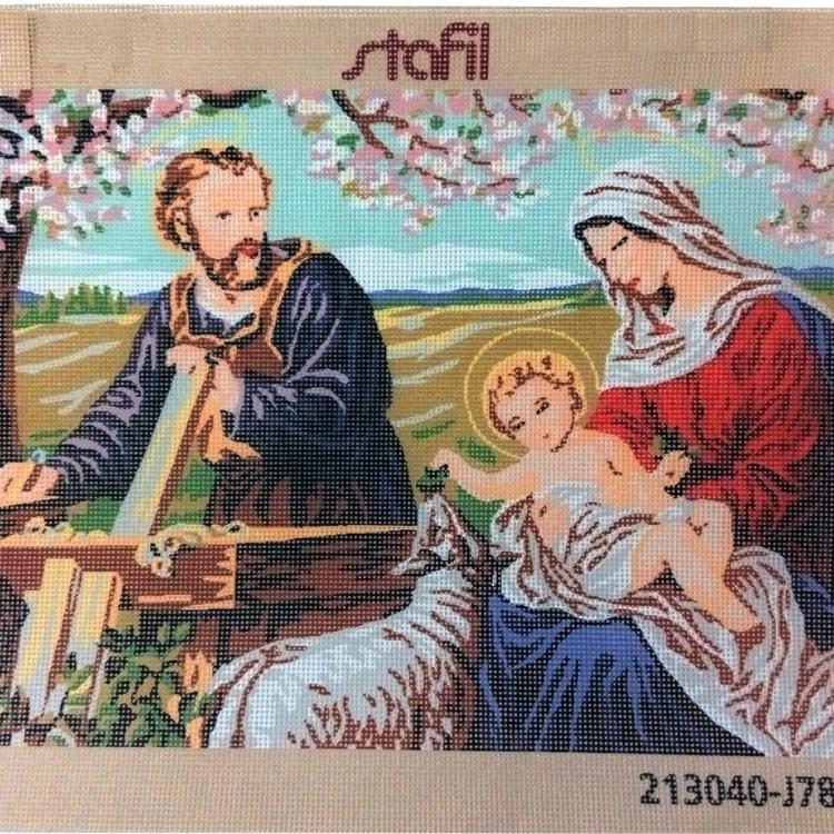 Canovaccio Sacra Famiglia cm 30x40