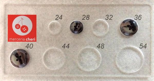 Bottone fine anni 70