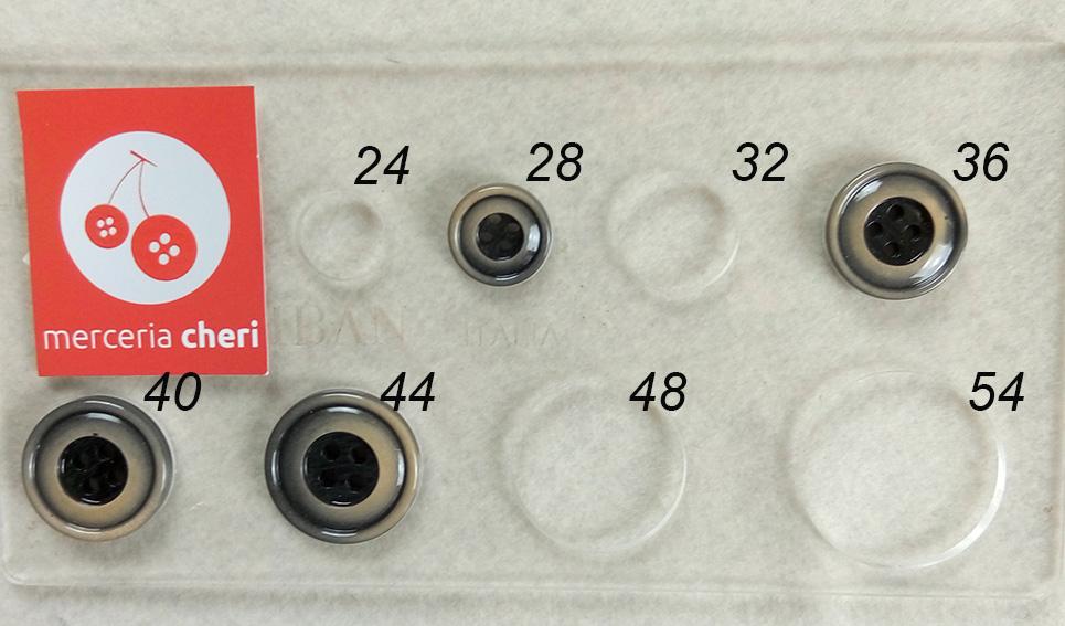 Bottone vintage primi anni 70 art. V1050