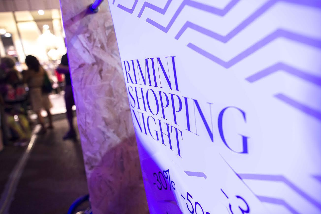 Rimini Shopping Night 2017