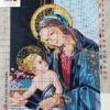 Canovaccio cm 30x40 Madonna con bambino