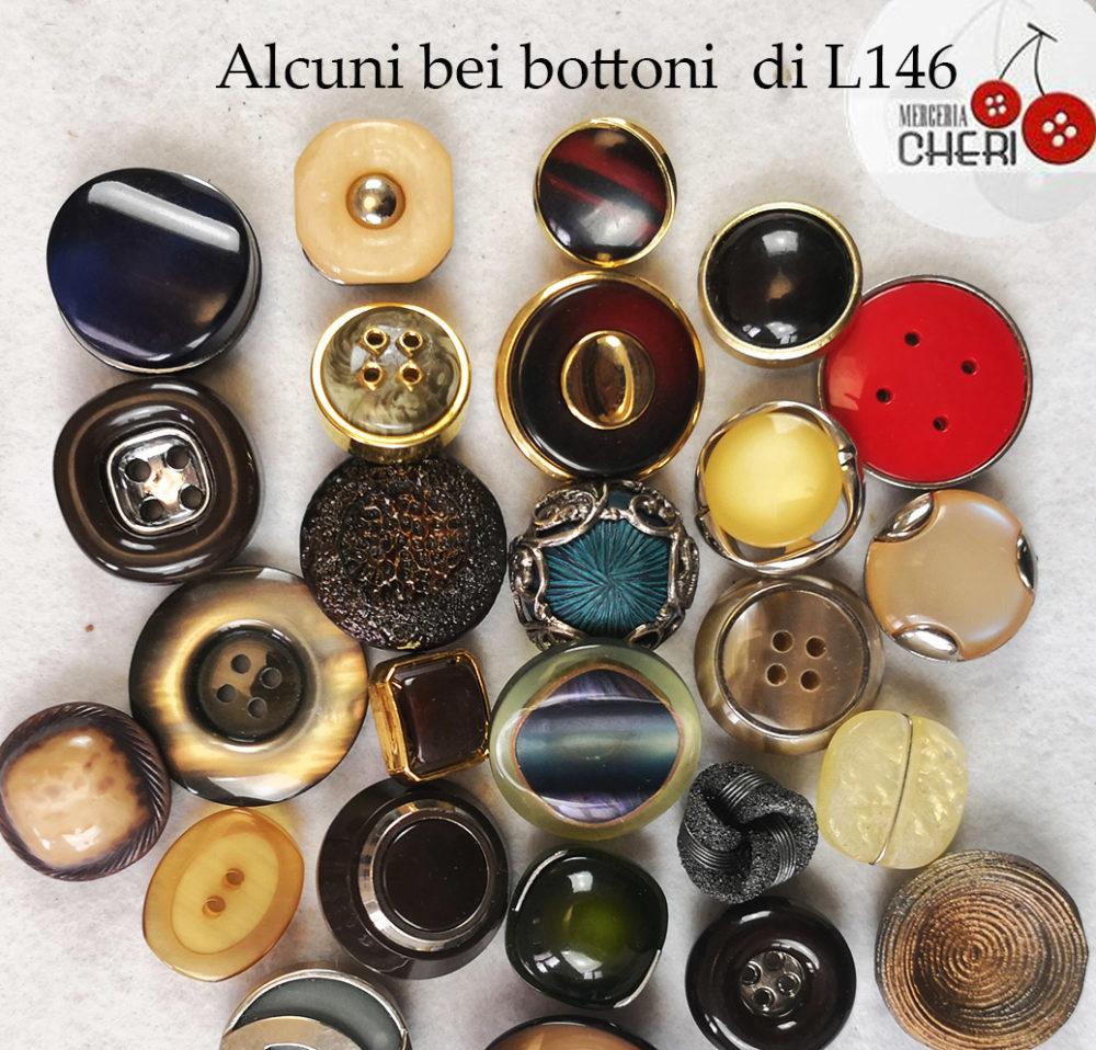 alcuni bottoni L146