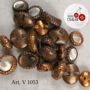 Bellissimo Bottone Primi Anni 60 Art V1053