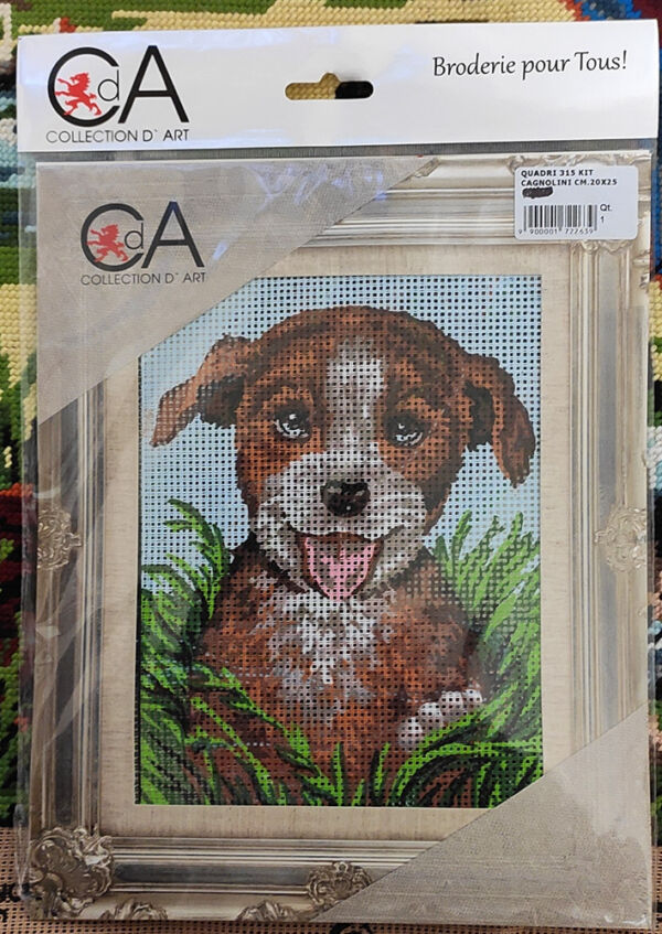 Collection d'art-Cagnolino del prato