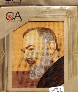 Collection d'art-Padre Pio in preghiera