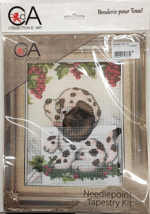 Collection d'art-Cagnolino maculato