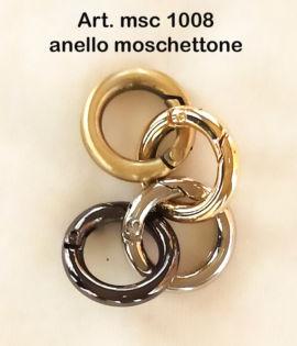 Anello Moschettone