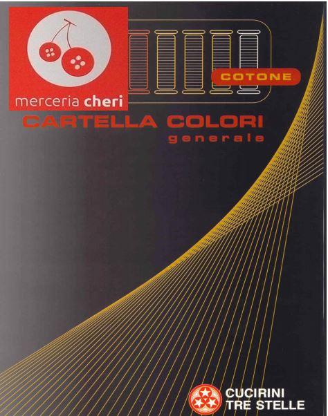 cartella colori CTS