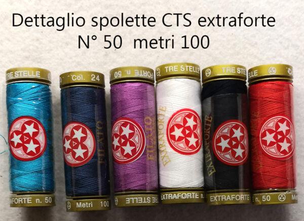 Filato CTS  N50 metri 100