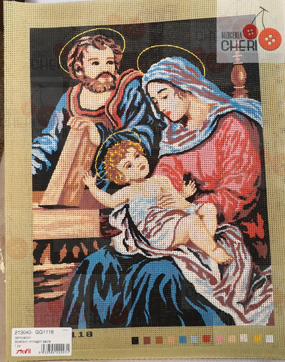 Canovaccio Sacra famiglia