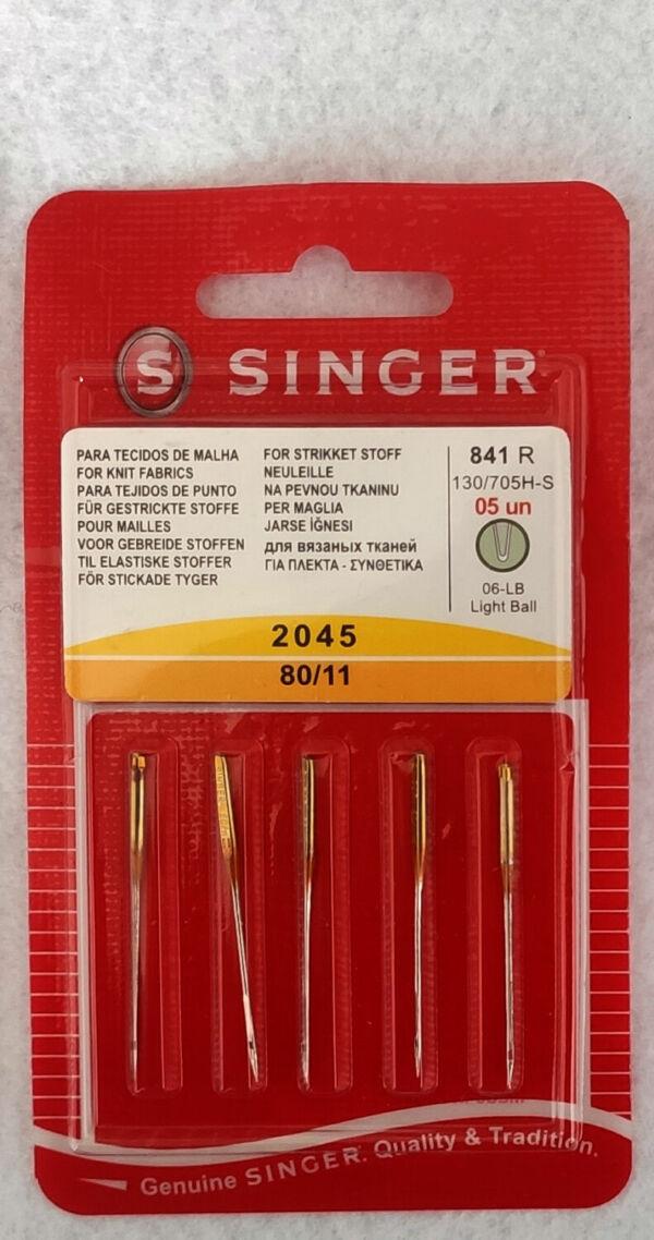 Aghi Singer 2045 per maglina