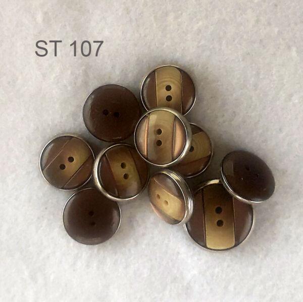 Set di Bottoni vintage anni 70/80