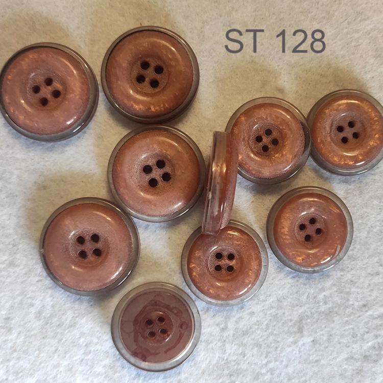 Set bottoni vintage selezionati