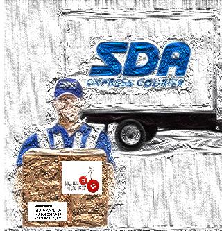 SDA corriere