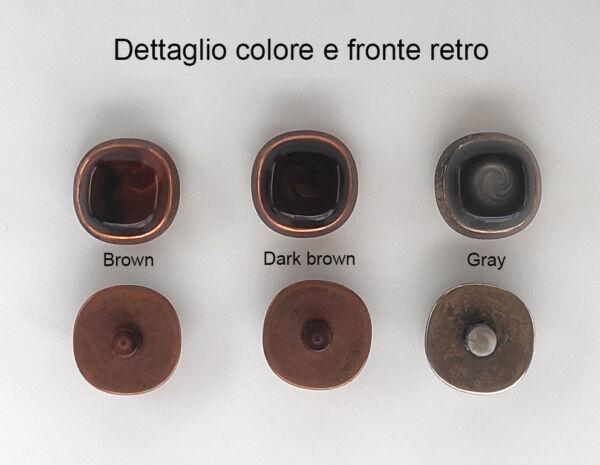 Bottone vintage anni 70 V1065