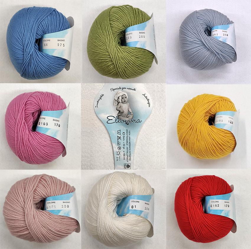 colori lana Eleonora