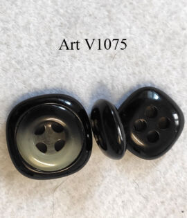 Bottone vintage degli anni 80